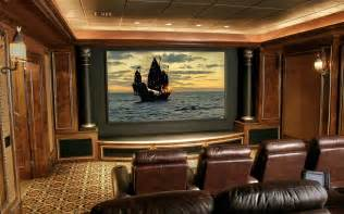 Home Theatre Interiors Decorating Ideas For A Media Room Room Decorating Ideas