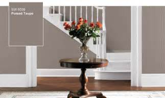 Poised Taupe Paint Sherwin Williams Poised Taupe Color Of The Year 2017