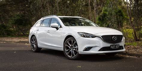 mazda 6 or mazda 3 2017 mazda 6 gt wagon review caradvice