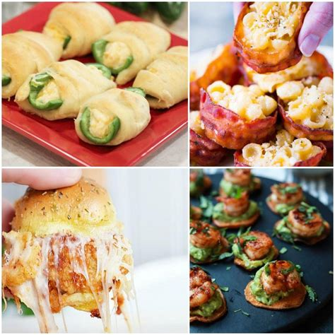 appetizers day day appetizer recipes