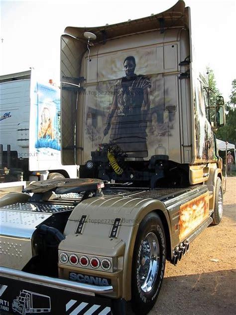 tappezzeria camion scania musone il gladiatore tappezzeria duraccio