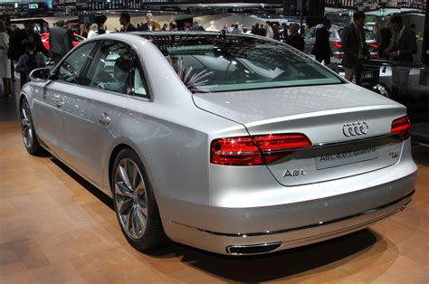 Audi A8 W12 2015 by 2015 Audi A8 First Look Photo Gallery Motor Trend