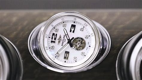 bentley breitling clock autos bentley bentayga s 160 000 option