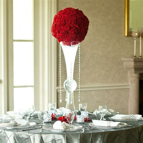 Glass Flower Vases Centerpieces best 25 trumpet vase centerpiece ideas on