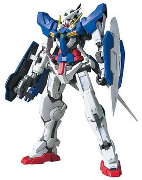 Gundam Qant V2 1 gundam exia gundam oo snap together plastic model figure