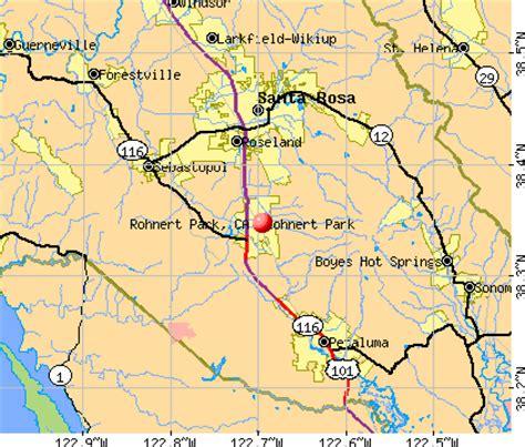 zip code map rohnert park ca rohnert park california ca 95407 profile population