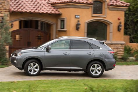 lexus jeep 2015 2015 lexus rx 350 side photo 16