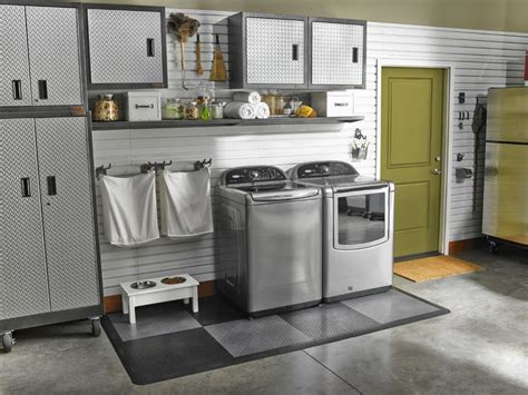 Laundry Room In Garage Decorating Ideas Laundry Room In Garage Decorating Ideas What To Do To Make Simple But One Decolover Net