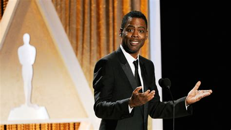 Oscar Hosts That Rock by Chris Rock Still Hosting Oscars Monologue To Tackle