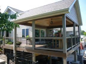 Best House Interior Designs covered decks designs multi level deck designs best design