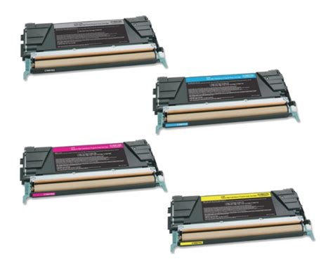 Toner A Nv lexmark part c746h1kg black toner cartridge 12 000 pages