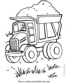 coloring pages trucks free coloring pages of lego trucks