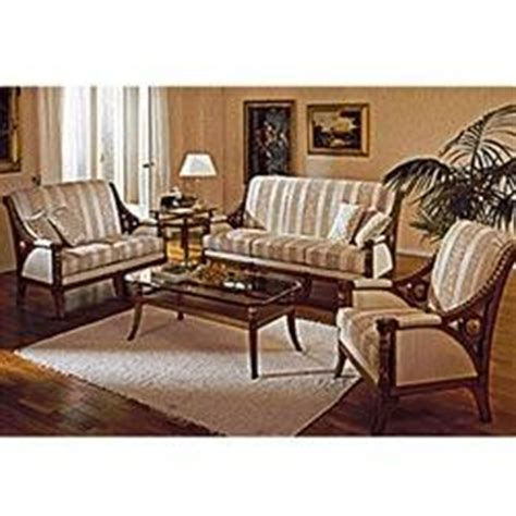 Living Room Sofa Set Price India by Living Room Furniture Wooden Sofa Manufacturer Trader From Faridabad