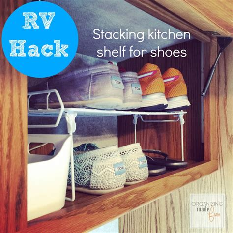 small space storage hacks rv organizing and storage hacks small spaces