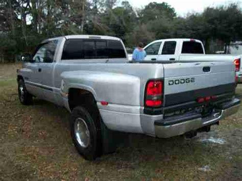 2000 dodge ram 3500 diesel find used 2000 dodge ram 3500 dually cummins diesel 5