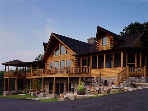 cedar log home plans katahdin cedar log home plans home plan