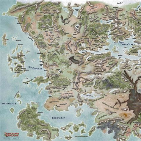 faerun map faerun map related keywords faerun map