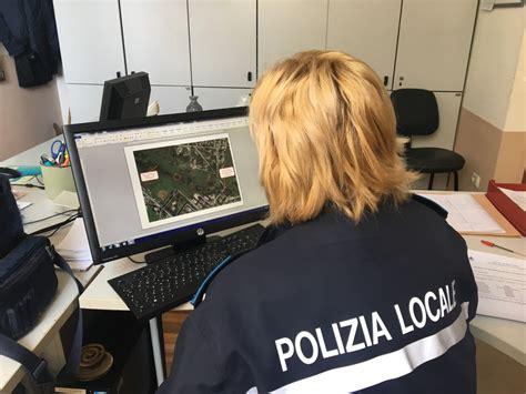 polizia locale ufficio verbali la polizia locale di nettuno scopre scarico abusivo nel