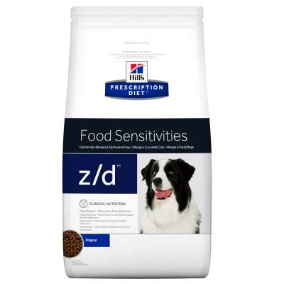 z d food hill s prescription diet canine z d food sensitivities great deals at zooplus