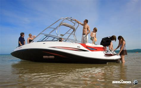 sea doo jet boat specifications research 2009 seadoo boats 230 challenger sp on iboats