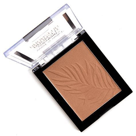 n sunset color icon bronzer review