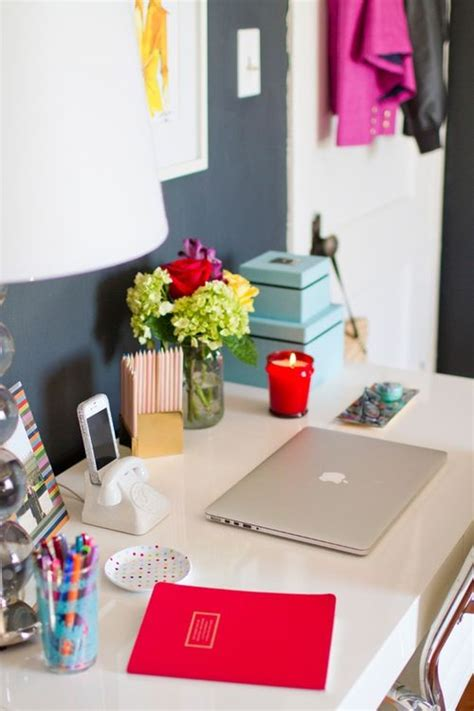 How To Organize Your Desk At Work 17 Ideas About Parsons Desk On Pinterest Desk Space Desk Styling And Desk Ideas