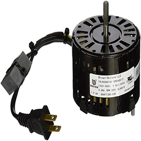 broan s99080517 bathroom fan motor import it all