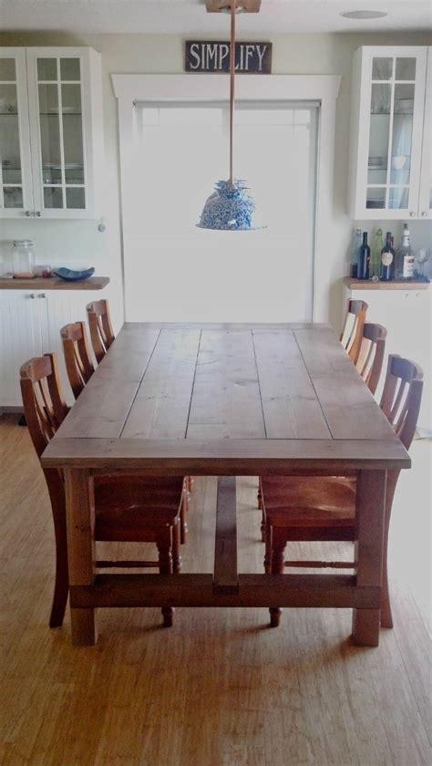 farmhouse table ana white farmhouse table diy projects