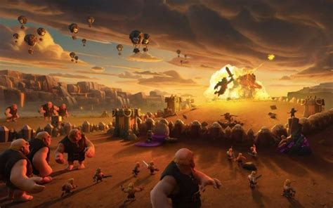 wallpaper for iphone clash of clans clash of clans wallpapers for iphone ipad from supercell