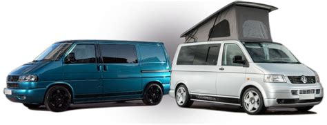 volkswagen t4 sales conversions servicing and repairs of vw t4 and t5