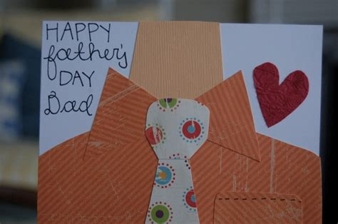 Handmade Fathers Day Cards - handmade s day card invites and cards