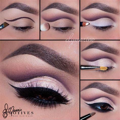 eyeshadow tutorial cut crease best 25 cut crease tutorial ideas on pinterest