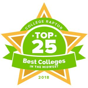Top 25 Mba Colleges In Usa by Top 25 Best Colleges In The Midwest 2018 Rankings