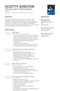 Dairy Farm Manager Sle Resume by Field Resume Sles Visualcv Resume Sles Database