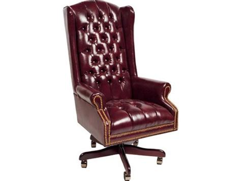 traditional executive office chairs