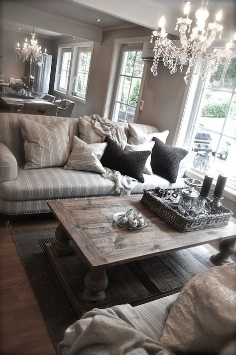 Rustic Glam Bedroom Decor by Just Looks Cozy But Id Replace The Chandeliers