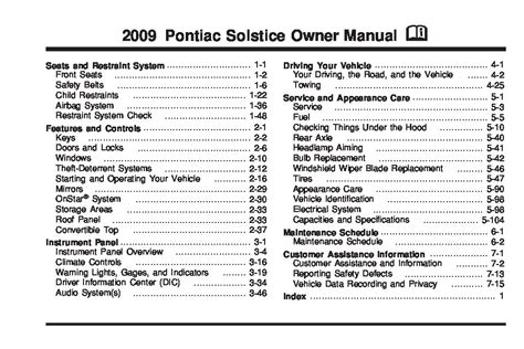 free online car repair manuals download 2006 pontiac torrent head up display service manual free 2009 pontiac solstice online manual pontiac solstice coupe 2009 3d model