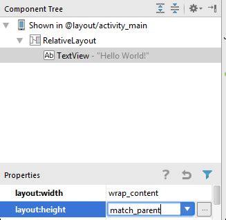 fungsi layout pada android memahami xml based layout pada android studio