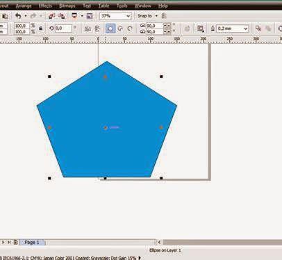 tutorial corel draw desain grafis tutorial corel draw menyeleksi objek tersembunyi di
