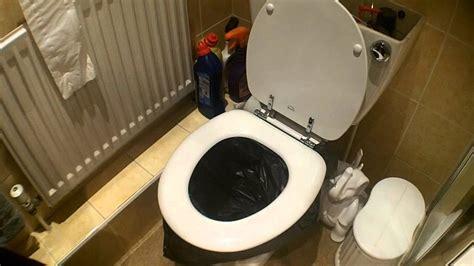 shtf toilet set up