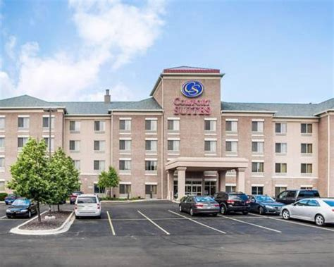 Comfort Suites Milwaukee Park Place by How To Reach Mequon Flights Car For Mequon