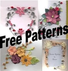 printable quilling instructions printable quilling patterns d0wnloads free quilling