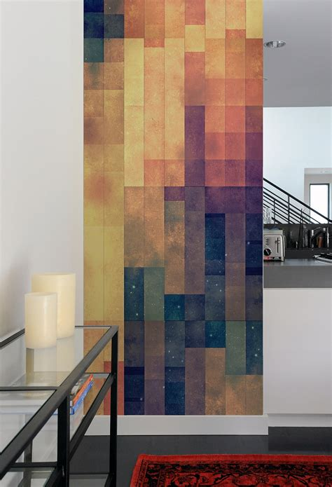 New Wall Design Generate A Captivating Accent Wall With Geometric Pattern