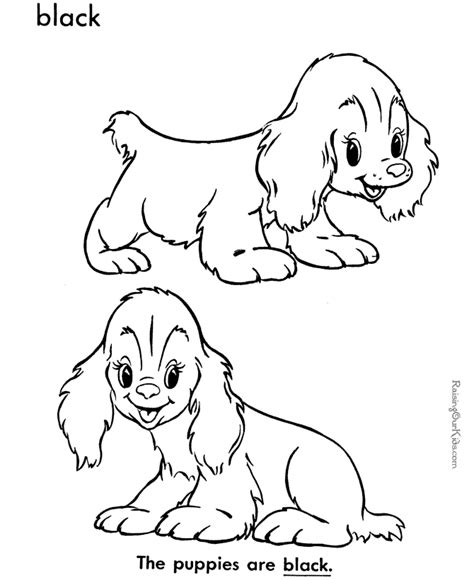 dog coloring pages you can print coloring pages puppy dog sheets to print and color too