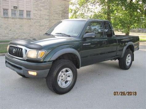 2001 Toyota Tacoma Prerunner Sell Used 2001 Toyota Tacoma Sr5 Prerunner Xtra Cab Cab 2