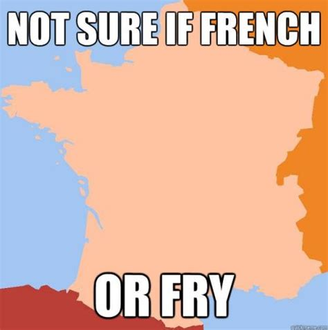 Not Sure If Fry Meme - not sure if french or fry