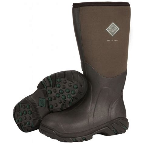 muck boots muck boots arctic pro conditions steel toe boot acpstl