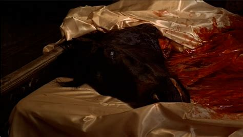 horse head in bed the godfather 1972 the godfather part ii 1974 the