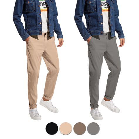 Celana Panjang Soft celana panjang pria chino korea cotton soft hight