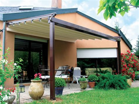 retractable roof awnings and sun canopies high quality